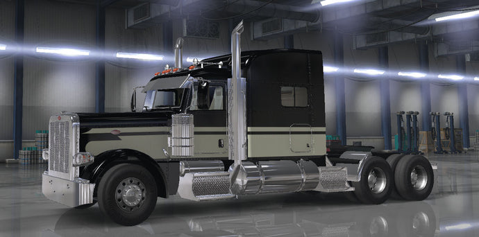 Peterbilt 389 Seminole Stripe Kit