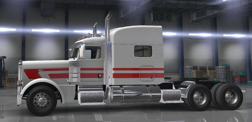Peterbilt Design 5 Stripe | TruckStripes.ca