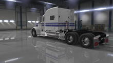 Load image into Gallery viewer, Angled Peterbilt Stripe