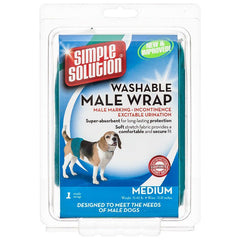 Simple Solution Washable Male Wrap
