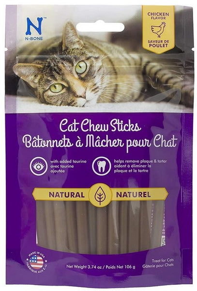 N-Bone Cat Chew Treats Chicken Flavor