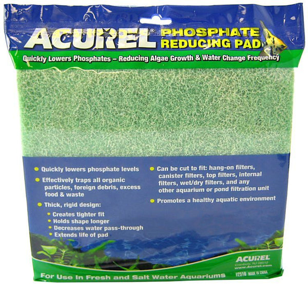 Acurel Phosphate Reducing Pad