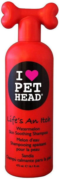 Pet Head Life's an Itch Skin Soothing Shampoo - Watermelon