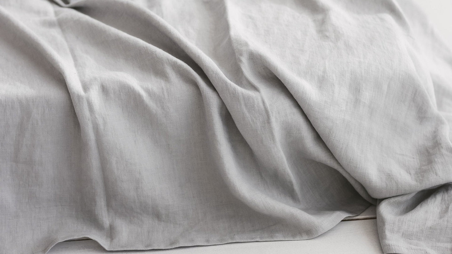 high quality 100% pure linen sheets