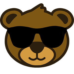 Fratty Bear logo icon