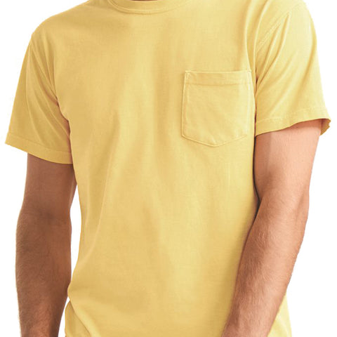 Top-Tier Short Sleeve Pocket Tee