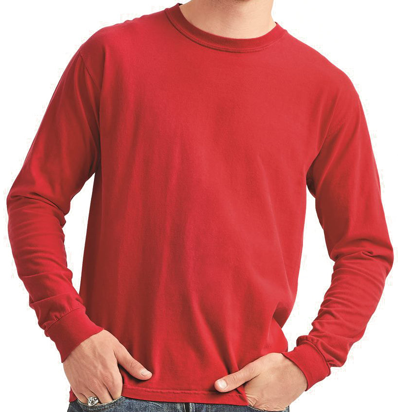 Top-Tier Long Sleeve T-Shirt