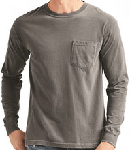 Load image into Gallery viewer, Top-Tier Long Sleeve Pocket Tee