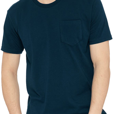 Standard Short Sleeve Pocket Tee