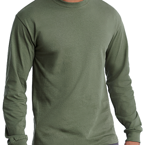 Budget Long Sleeve T-Shirt