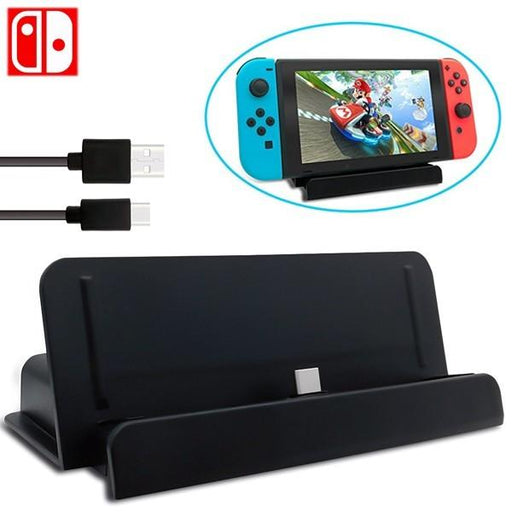 Nintendo SWITCH lataustelakka Type-C