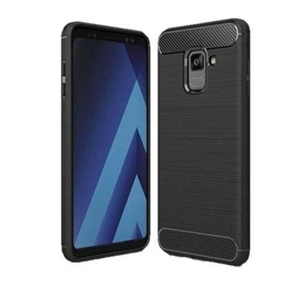 Samsung Galaxy A8 Brushed suojakuori