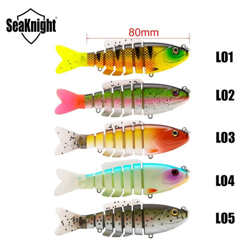 SeaKnight SK001 Jointed -vaappu 19g
