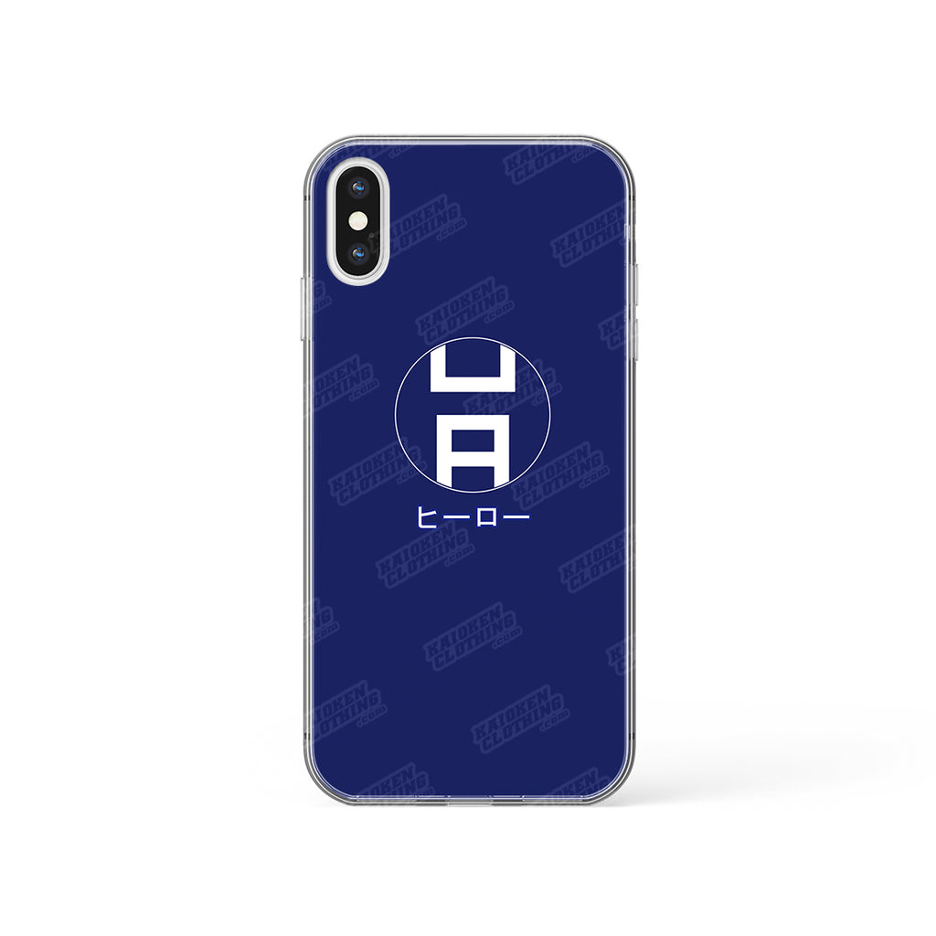The 'UA' Phone Case