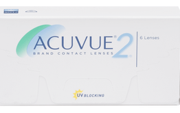 Acuvue 2 Contact Lens Review