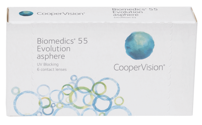 Biomedics 55 Review (Evolution and Premier)