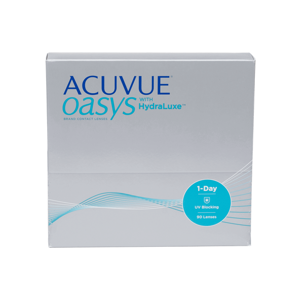Acuvue Oasys 1-Day - 90 Pack Contact Lenses