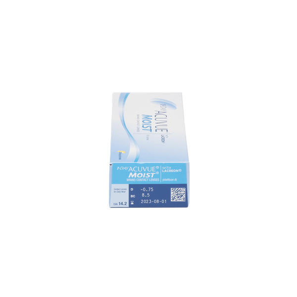1-Day Acuvue Moist - 30 Pack