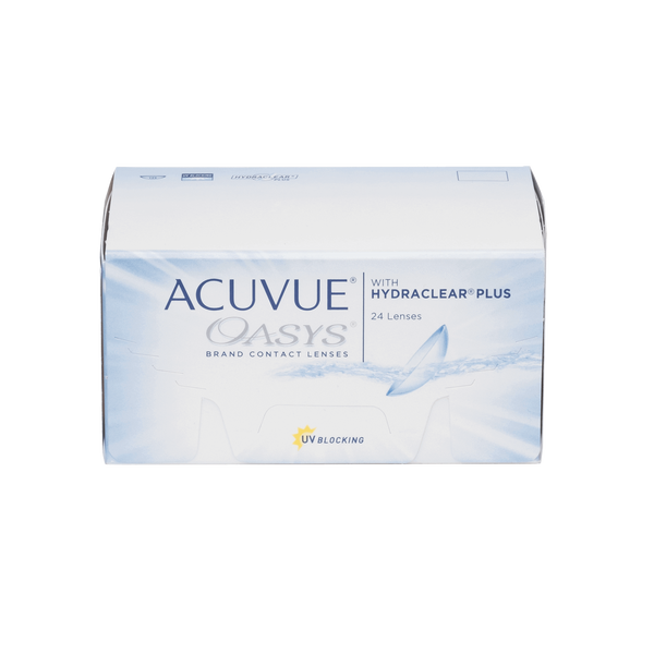 Acuvue Oasys with Hydraclear Plus - 24 Pack Contact Lenses