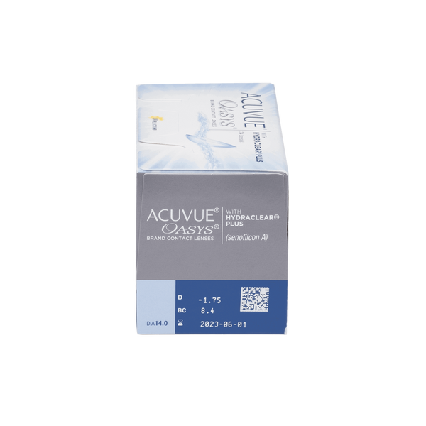 Acuvue Oasys with Hydraclear Plus - 24 Pack