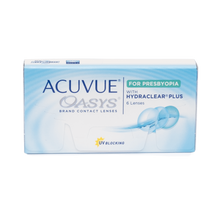 Load image into Gallery viewer, Acuvue Oasys for Presbyopia - 6 Pack Contact Lenses