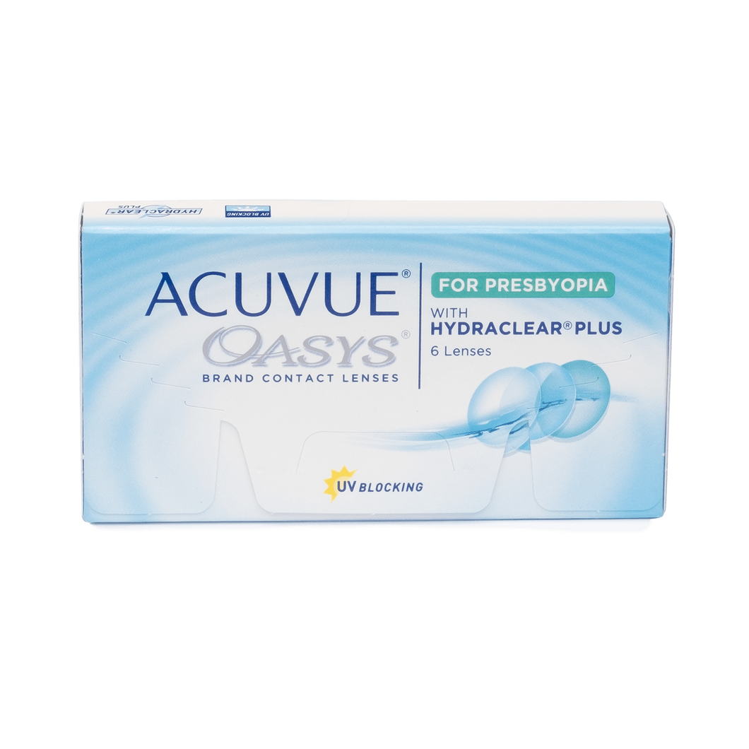 Acuvue Oasys for Presbyopia - 6 Pack Contact Lenses