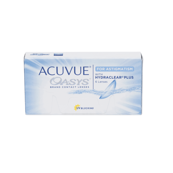 Acuvue Oasys for Astigmatism - 6 Pack Contact Lenses