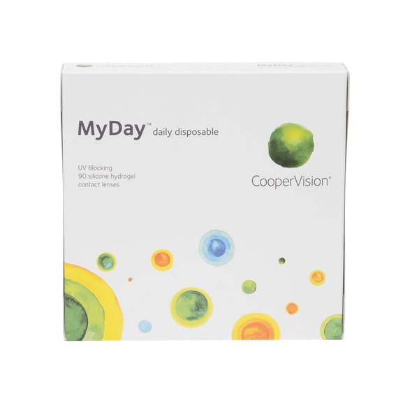 MyDay - 90 Pack Contact Lenses
