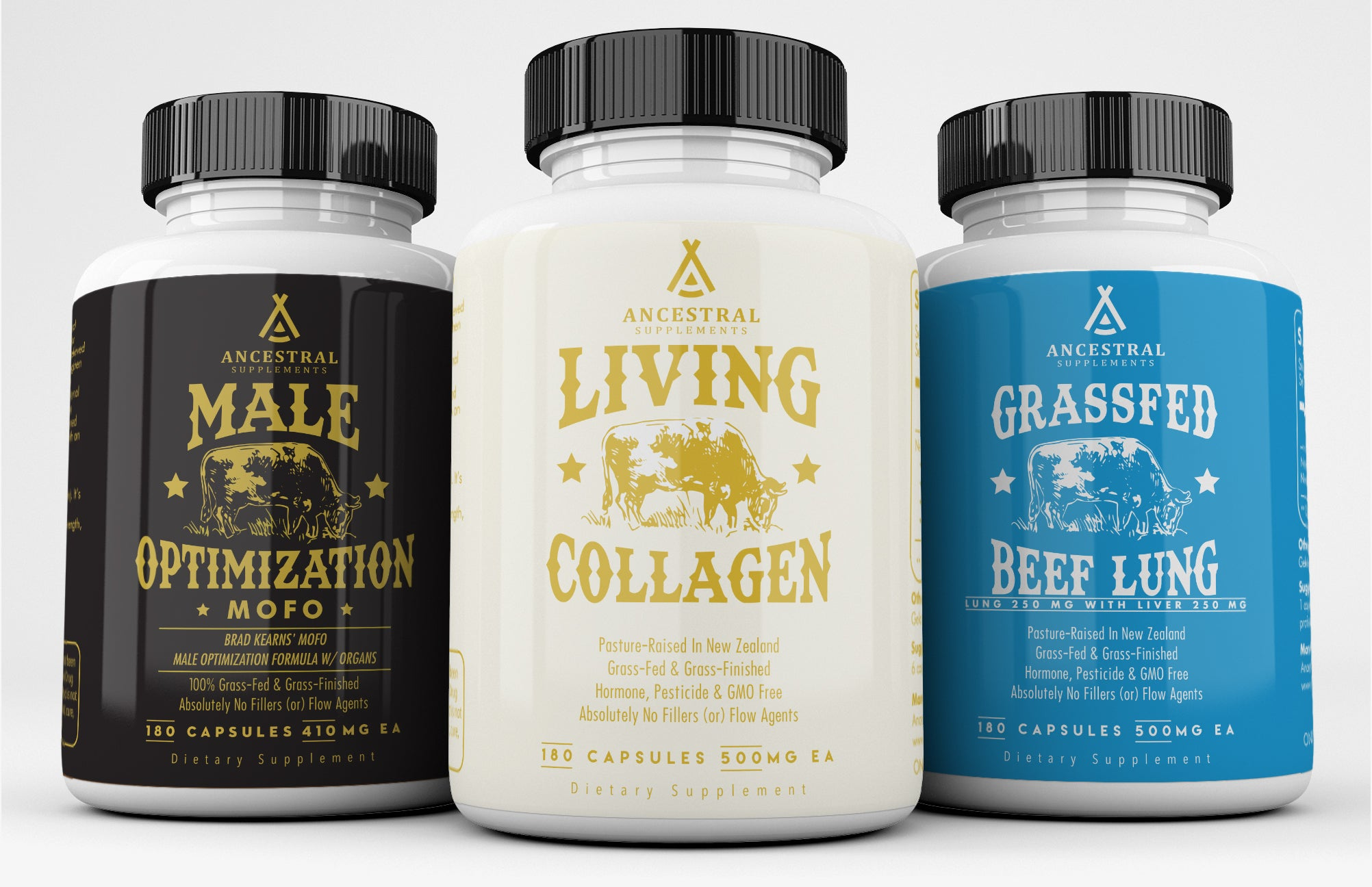 Athletic by Ancestral Supplements