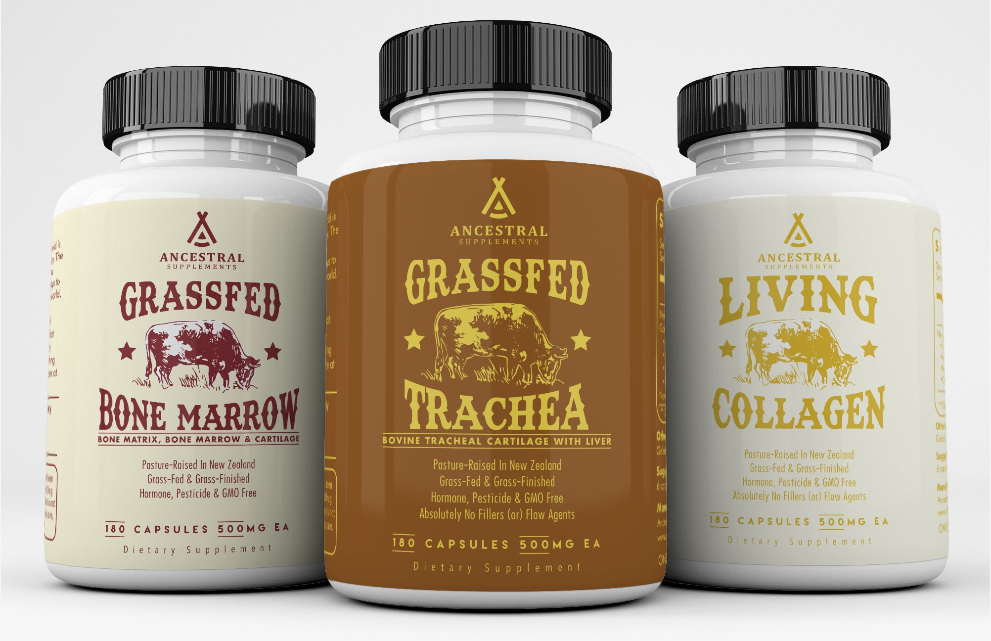 Bone, Cartilage and Joints Stack by Ancestral Supplements
