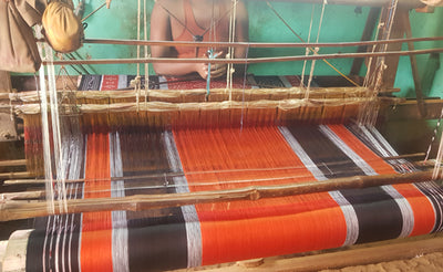 Reviving India's Rich Weaving and Handloom Heritage