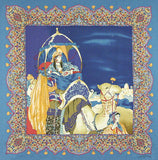 Belle Epoque Silk Scarf - Persian Nights
