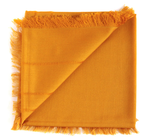 Geoffrey Beene - Square Shawl Gold