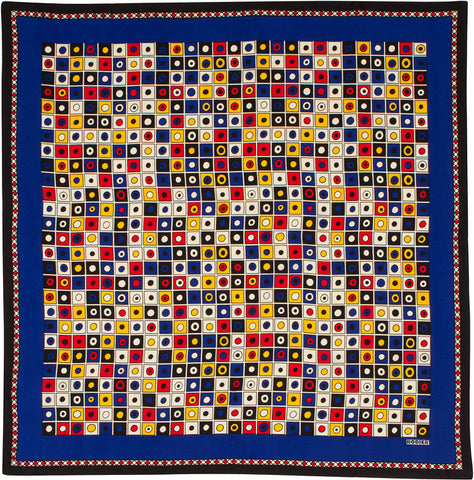 Rodier - Silk Square - Sea Flags