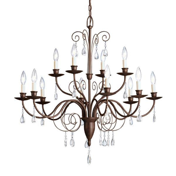 12 Light Barcelona Chandelier