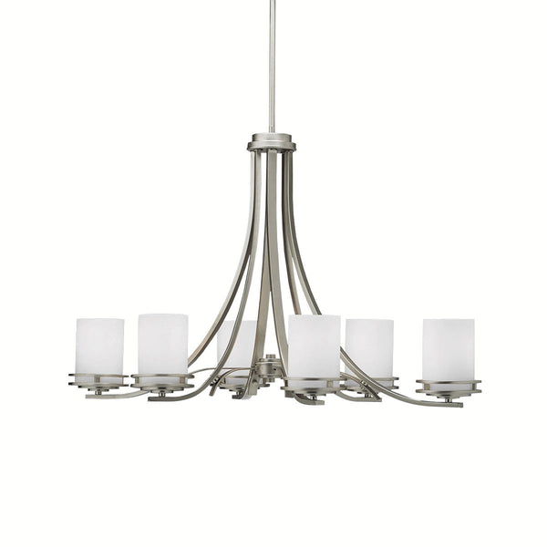 6 Light Hendrik Chandelier
