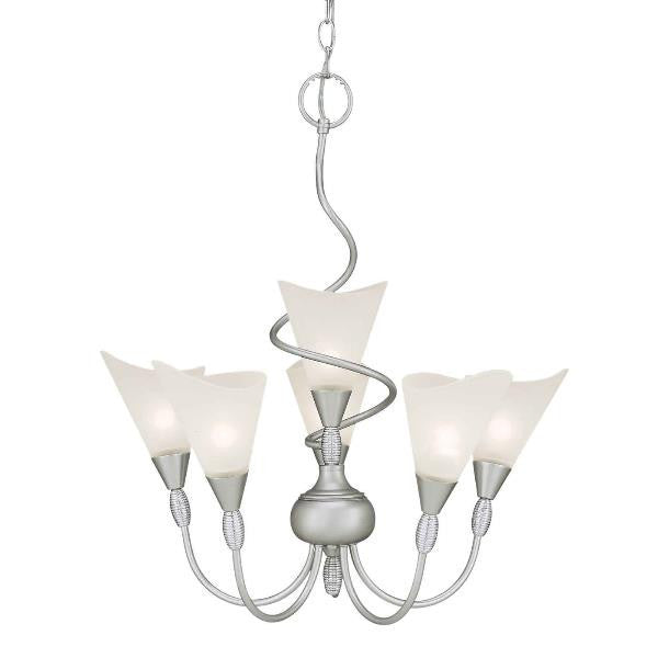 Forte 6 Light Chandelier