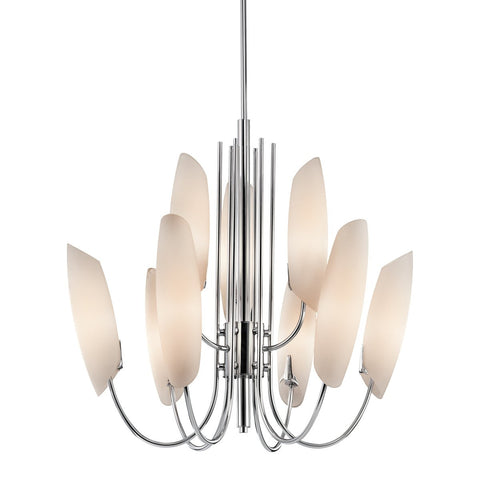 9 Light Stella Chandelier