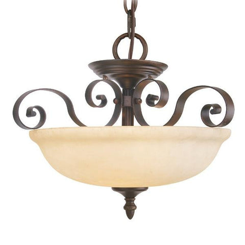 3 Light Manchester Large Pendant
