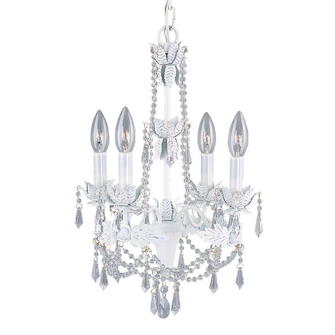 Athena 4 Light Mini Chandelier