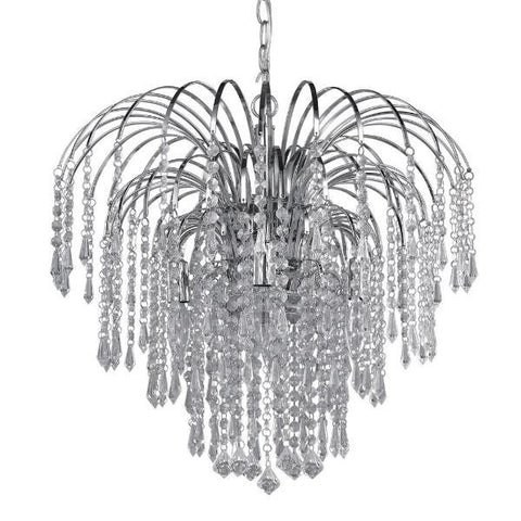 4 Light Olivia Chandelier