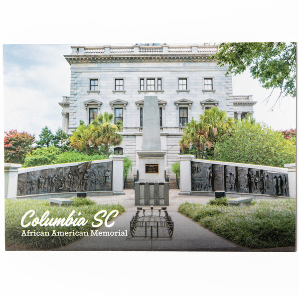 Set of 9 Columbia SC Assorted Postcards