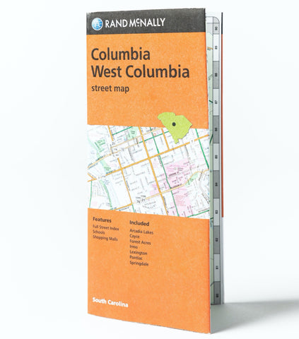 Columbia/West Columbia Street Map