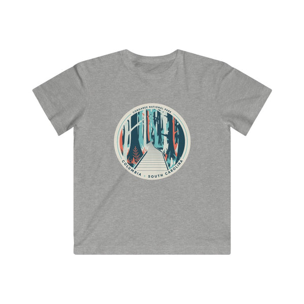 Kids Fine Jersey Tee - Landmark Series: Congaree National Park