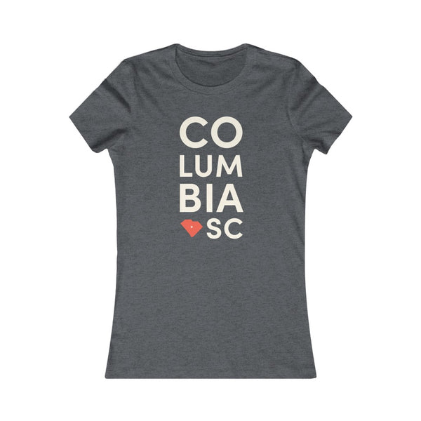 Columbia SC Women's T-shirt