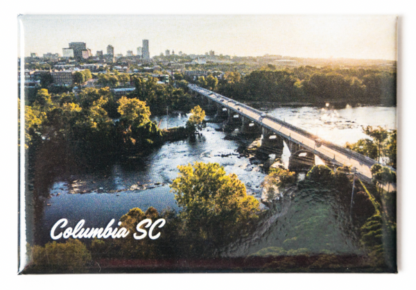 Assorted Columbia SC Magnets