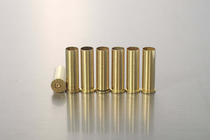 .357 Magnum mixed headstamp once-fired - Northwest Iowa Brass