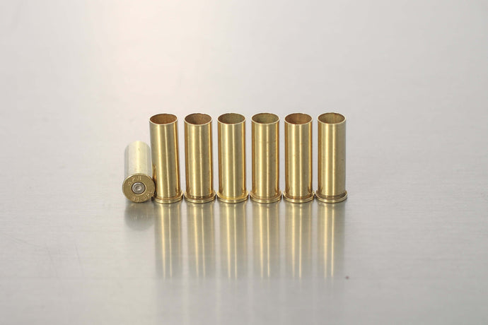 .38 Special mixed headstamp once-fired - Northwest Iowa Brass