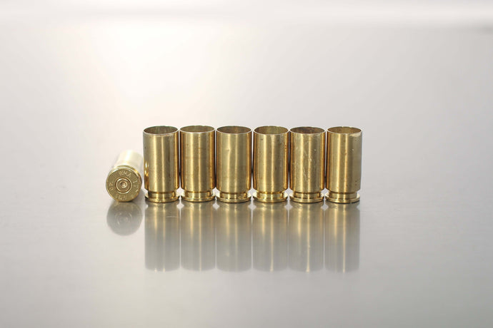 .40 S&W Mixed headstamp once-fired - Northwest Iowa Brass