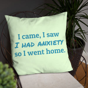 Anxiety Pillow